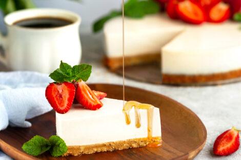 reteta cheesecake la cuptor